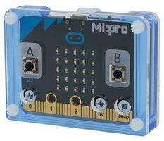 Kitronik - MI:Power micro:bit Koruma Kasası Mavi