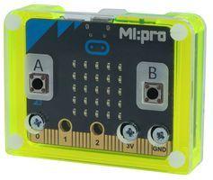 MI:Power micro:bit Koruma Kasası Yeşil