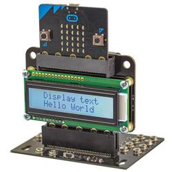 micro:bit 2x16 LCD Ekran - Thumbnail