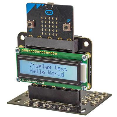 micro:bit 2x16 LCD Ekran