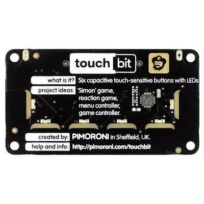 micro:bit Dokunmatik Sensör