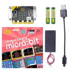 micro:Bit Eğitim Seti - Thumbnail