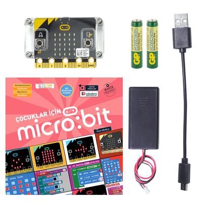 micro:Bit Eğitim Seti