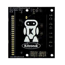 micro:bit Hepsi Bir Arada Robot Kartı - Thumbnail