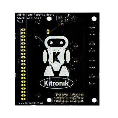 micro:bit Hepsi Bir Arada Robot Kartı