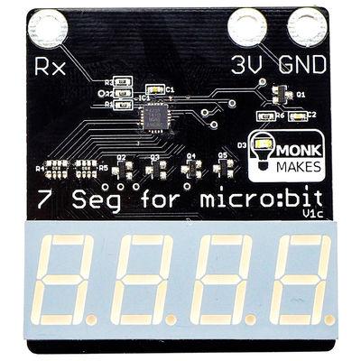 micro:bit İçin 7 Segment