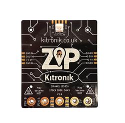 micro:bit Kare ZIP - RGB Modülü - Thumbnail
