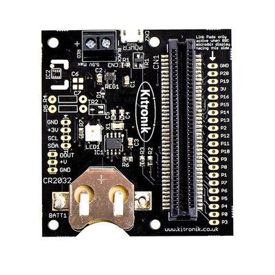 micro:bit RTC Saat Modülü