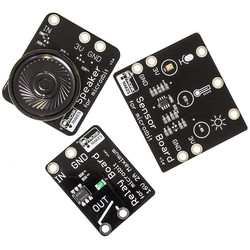micro:bit Sensör Kartı - Thumbnail