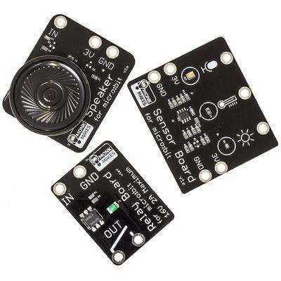 micro:bit Sensör Kartı