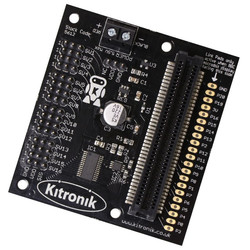 Kitronik - Micro:bit 16 Kanallı Servo Motor Kartı