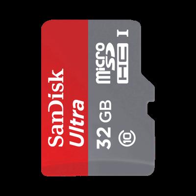 MicroSD Sandisk 32GB Class 10 Adaptörlü