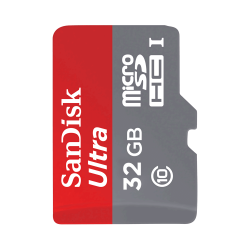 SanDisk - MicroSD Sandisk 32GB Class 10 with Adapter