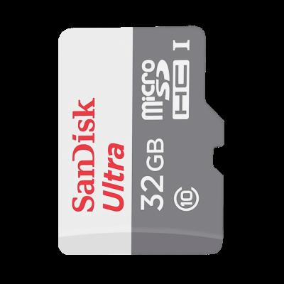 MicroSD Sandisk 32GB Class 10 Adaptörsüz