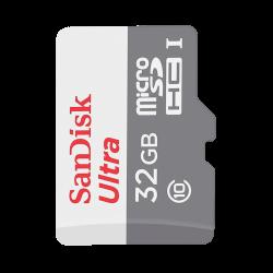 SanDisk - كرت ذاكرة MicroSD Sandisk 32GB Class 10 بدون ادابتر