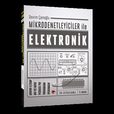 Mikrodenetleyiciler ile Elektronik Kitabı