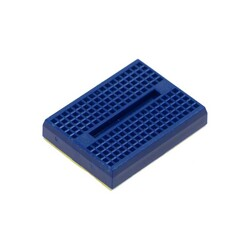 SAMM - Mini Breadboard-Mavi