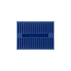 Mini Breadboard-Mavi - Thumbnail