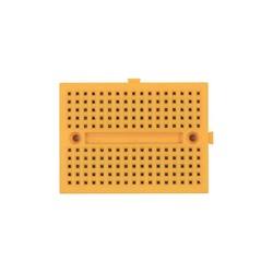 Mini Breadboard-Sarı - Thumbnail