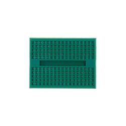 Mini Breadboard-Yeşil - Thumbnail
