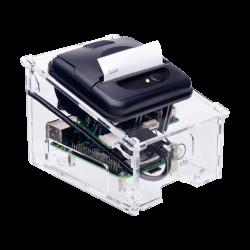 Raspberry Pi - طابعة Pipsta الحرارية الصغيرة لـراسبيري باي
