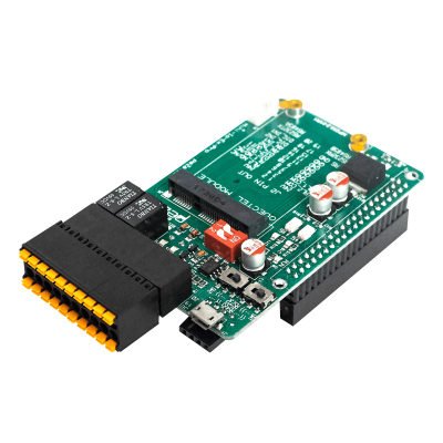 MiniIOEx 3G Support Raspberry Pi IO Shield