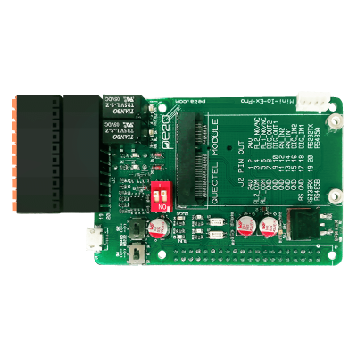 MiniIOEx-3G Raspberry Pi IO Shield