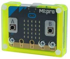 Kitronik - MI:Power-Micro:bit Koruma Kasası-Yeşil
