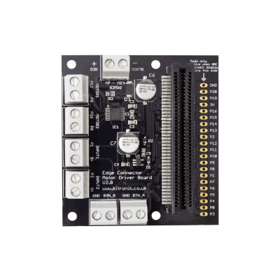 Motor Driver Board V2 لوحة وصل محركات لـ micro:bit