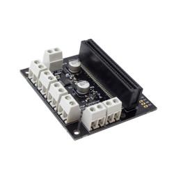 Motor Driver Board V2 لوحة وصل محركات لـ micro:bit - Thumbnail