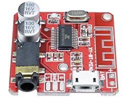 SAMM - MP3 Bluetooth Ses Alıcı Modülü stereo 4.1