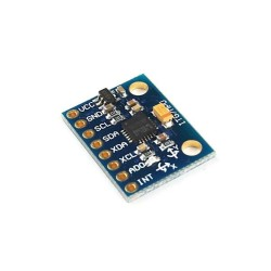 MPU6050 6 Eksen İvme ve Gyroscope Sensörü - Thumbnail