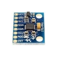 SAMM - MPU6050 6 Eksen İvme ve Gyroscope Sensörü