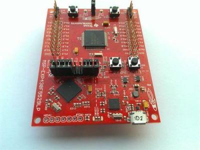 MSP-EXP430F5529 Geliştirme Kiti
