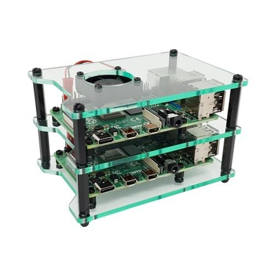 Multi-Pi Raspberry Pi Kutu