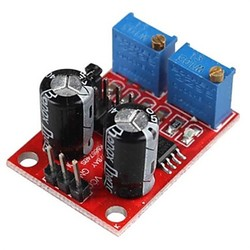 SAMM - Ne555 Darbe Sensör