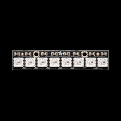 NeoPixel Çubuk 8x WS2812 5050 RGB LED Kartı Dahili Sürücülü