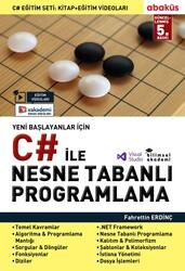 Abaküs Kitap - Yeni Başlayanlar İçin C# ile Nesne Tabanlı Programlama