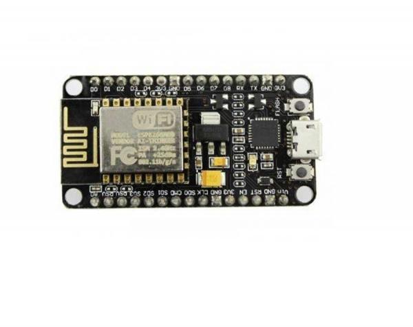 NodeMCU IOT Project Development Kit - Programmable with Arduino IDE - Thumbnail