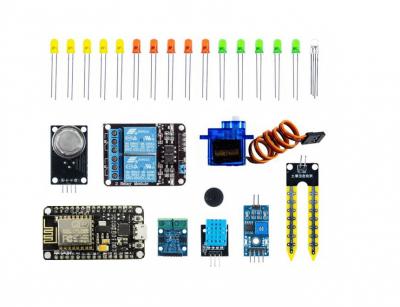 NodeMCU IOT Project Development Kit - Programmable with Arduino IDE