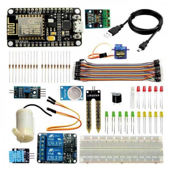 SAMM - NodeMCU IOT Project Development Kit - Programmable with Arduino IDE