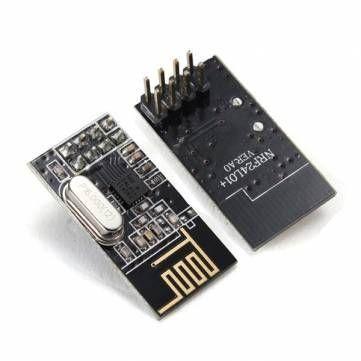 Nrf24L01 Wireless Modülü