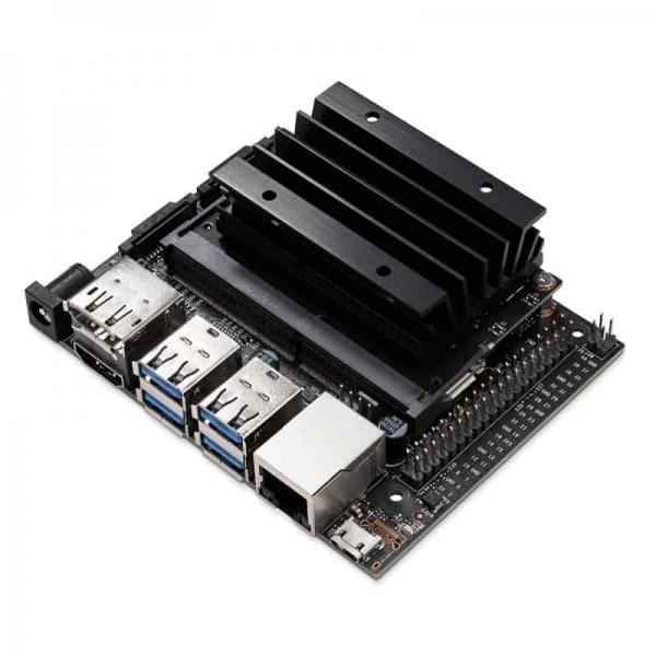 NVIDIA Jetson Nano Developer Kit (B01), Upgraded 2-lanes CSI - Thumbnail