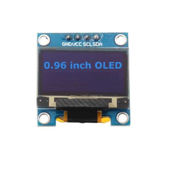 SAMM - OLED Display I2C 0.96