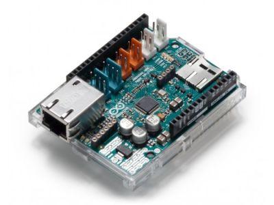 Orjinal Arduino Ethernet Shield 2