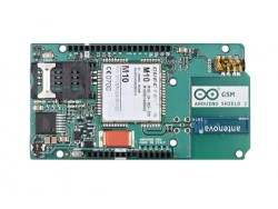 Arduino - Orjinal Arduino GSM Shield 2 (Anten Dahil)