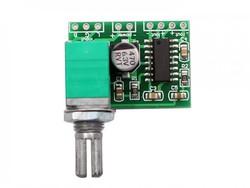 PAM8403 2x3w Mini Dijital Amplifikatör Pot Ayarlı Modül - Thumbnail
