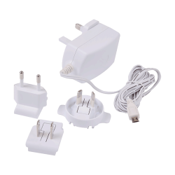 Raspberry Pi - محول الكهرباء لـ Raspberry Pi 3 Official Power Adapter - 5.1V 2.5A (أبيض)