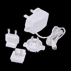 Raspberry Pi - محول الكهرباء لـ Raspberry Pi 3 Official Power Adapter - 5.1V 2.5A (أبيض)