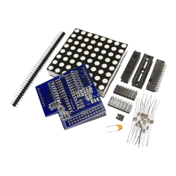 ModMyPi - Pi Matrix Raspberry Pi LED Matrix and Driver Board Kit